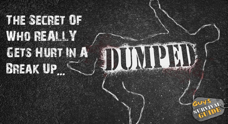 Dumped - Who Really Gets Hurt In A Breakup