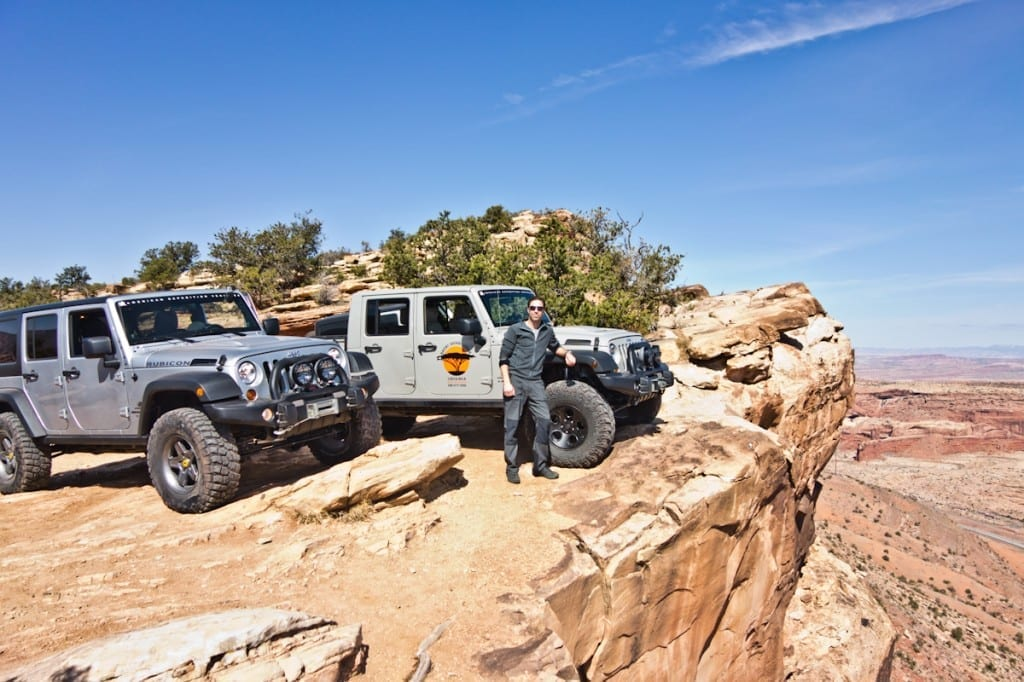 Off Roading in Utah with AEV