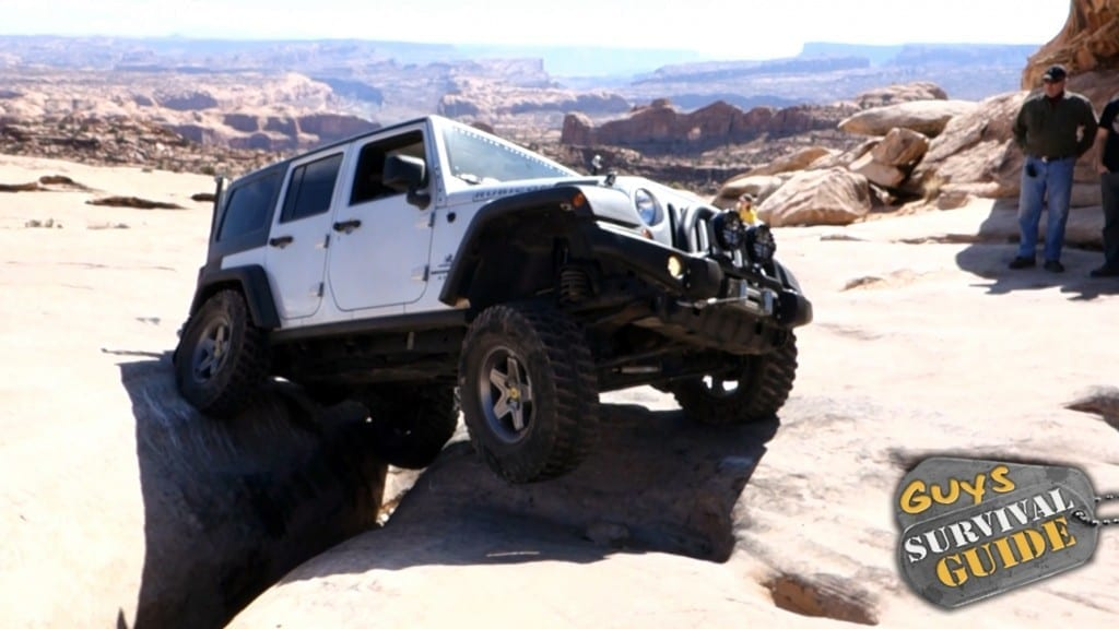 Off-Roading 4x4 Adventure in Utah
